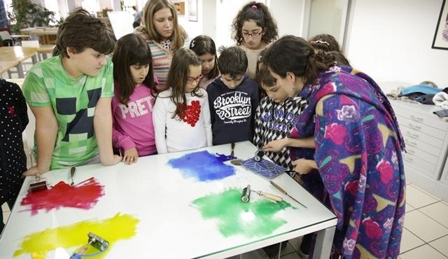 Akbank Sanat'tan 23 Nisan'da çocuklara özel atölyeler!