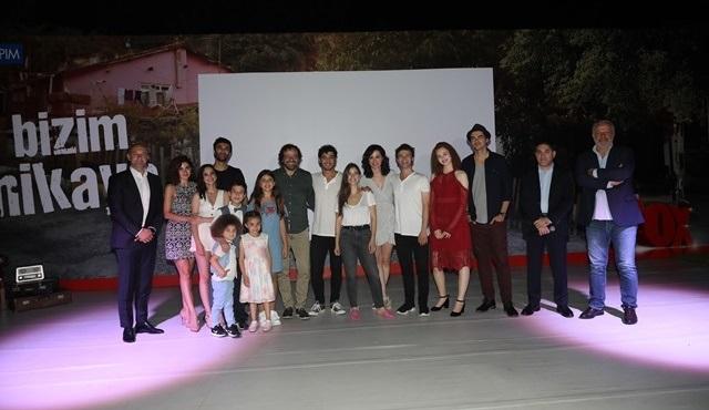 Bizim Hikaye'nin Koruncuk yararına gerçekleştirdiği sezon finali etkinliği yapıldı!