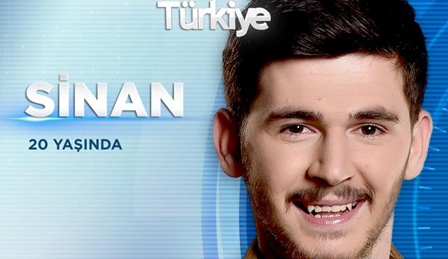 Big Brother Türkiye evinin yeni lideri Sinan oldu!