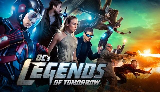 Legends Of Tomorrow'un 2. sezonunun bölüm sayısı artırıldı
