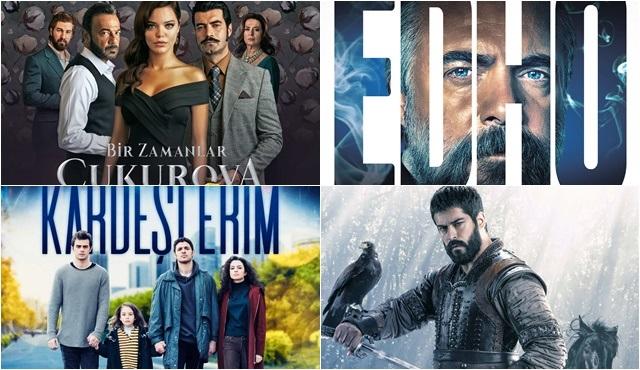 Mayıs ayının en çok izlenen 5 dizisinin 4'ü atv imzası taşıyor!