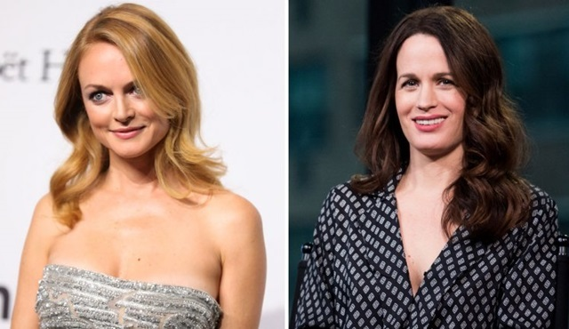 Heather Graham ve Elizabeth Reaser, Law and Order True Crime'ın kadrosuna katıldılar