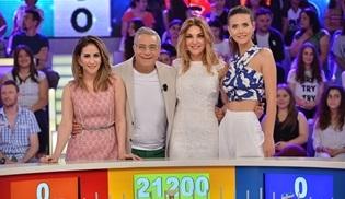 Mehmet Ali Erbil'in sunumuyla Çarkıfelek Ünlüler, Show TV'de!