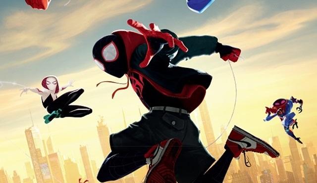 Örümcek Adam: Örümcek Evreninde filmi 14 Aralık'ta vizyona giriyor!