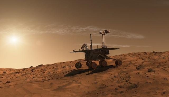 Mars'a Yolculuk 6 Kasım'da Nat Geo izleyicisiyle buluşuyor!