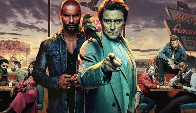 American Gods'ın 3. sezonundan ilk tanıtım geldi