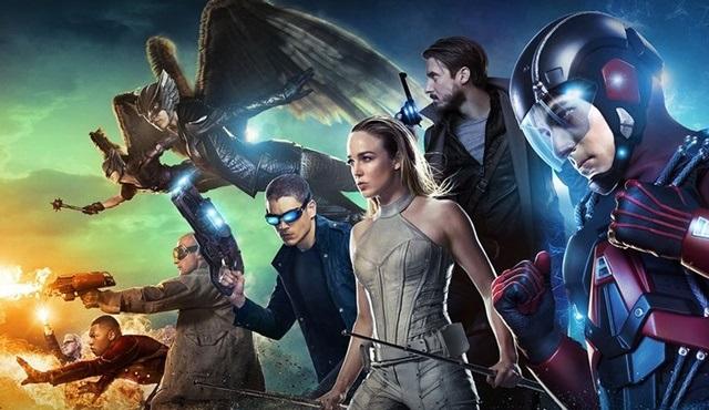 Legends of Tomorrow, 100. bölüm için eski oyuncuları geri getiriyor