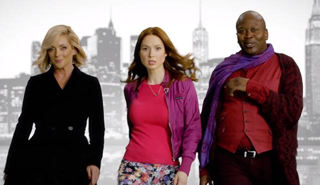 Unbreakable Kimmy Schmidt'in 2. sezonundan ilk tanıtım geldi