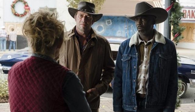 SundanceTV, Hap and Leonard dizisini iptal etti