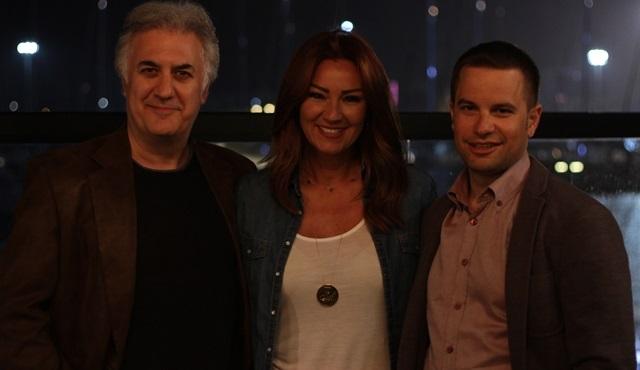 Tamer Karadağlı ve Pınar Altuğ yıllar sonra Pamuk Prens'te yeniden buluştu!