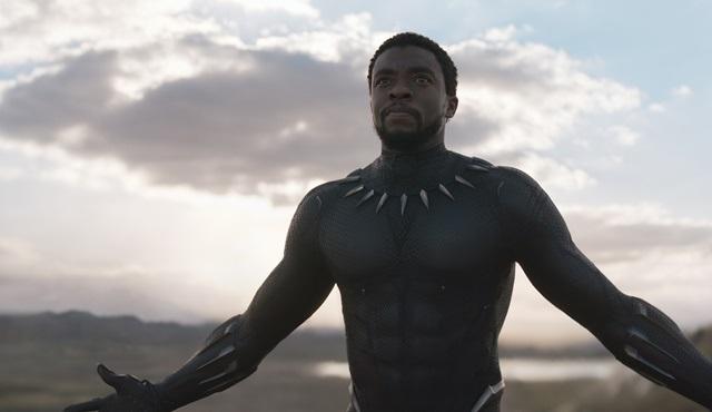 Black Panther filmi Tv'de ilk kez atv'de ekrana gelecek!