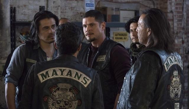 Mayans MC dizisi ikinci sezon onayını aldı