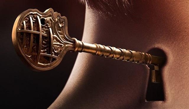 Netflix'in yeni dizisi Locke & Key'in tanıtımı yayınlandı