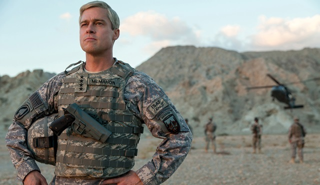 War Machine ve F is For Family, Netflix Türkiye'de başlıyor!