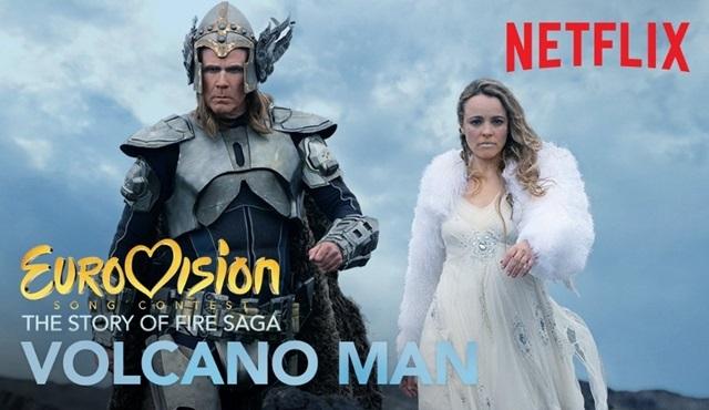 Eurovision Şarkı Yarışması: Fire Saga'nın Hikâyesi filmi 26 Haziran'da Netflix Türkiye'de!