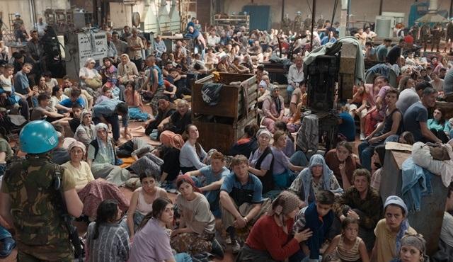 TRT ortak yapımı Quo Vadis, Aida? Venedik Film Festivali'nde Altın Aslan ödülü için yarışacak!