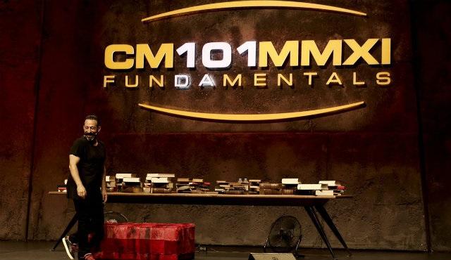 Cem Yılmaz'ın CM101MMXI Fundamentals stand-up'ı TV8'de!