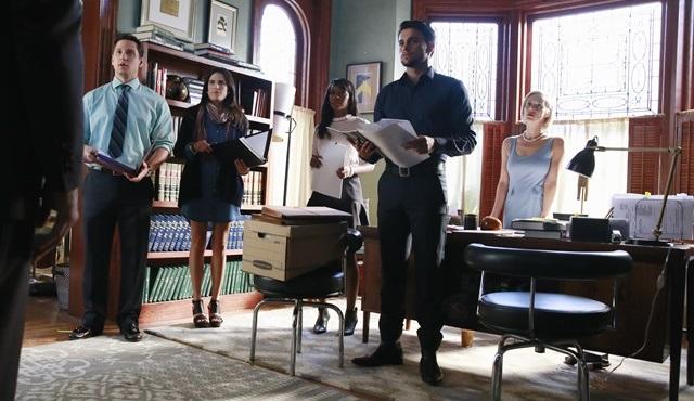 How To Get Away With Murder, 2. sezonuyla FOXCRIME ekranlarında!