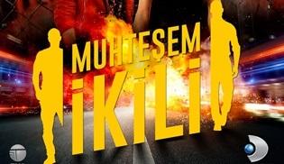 Muhteşem İkili dizisinin afişi yayınlandı!
