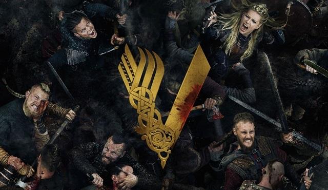 Vikings yepyeni bölümüyle yarın TLC'de