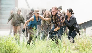Frank Darabont ve AMC, The Walking Dead yüzünden ikinci kez davalık oldular