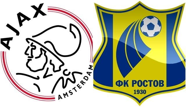 Ajax ile Rostov'un Şampiyonlar Ligi play off ilk maçı TRT 1'de ekrana geliyor!