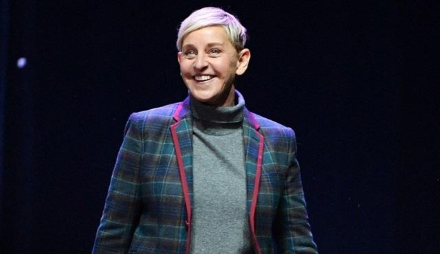 Altın Küre'de Carol Burnett Ödülü'nü bu yıl Ellen DeGeneres'e verilecek