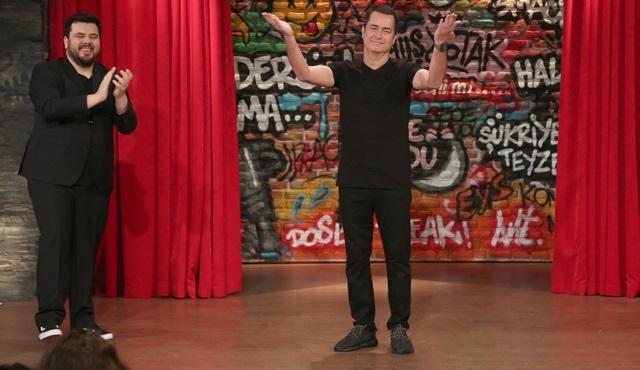 Eser Yenenler Show'un bu haftaki konuğu; Acun Ilıcalı!
