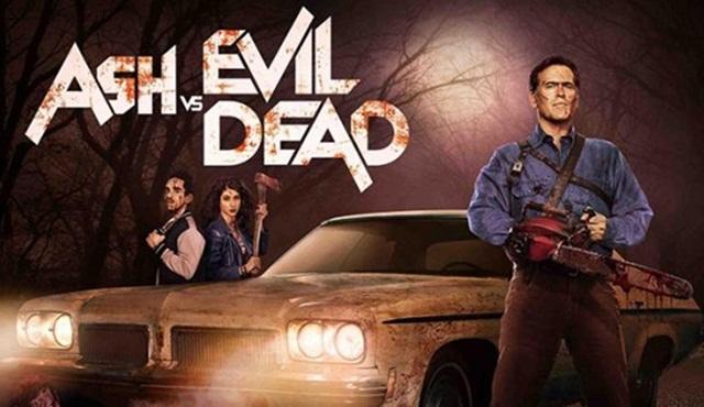 Starz, Ash vs. Evil Dead dizisi için 3. sezon onayı verdi.