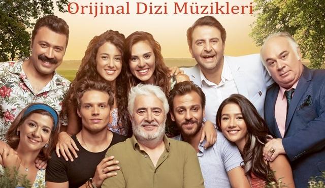 Familya dizi müzikleri albümü dijital platformlarda!