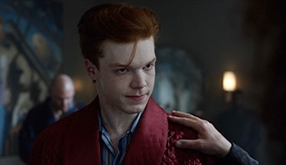 Cameron Monaghan, Gotham'a geri dönecek