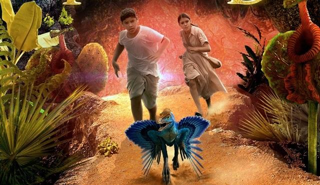 Dinazor Adası filmi Tv'de ilk kez Tv8,5'ta ekrana gelecek!