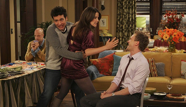 How I Met Your Mother maratonu Kasım'da FoxLife'ta!