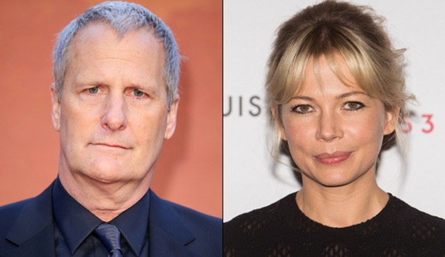 Jeff Daniels ve Michelle Williams, Broadway'e dönüyor