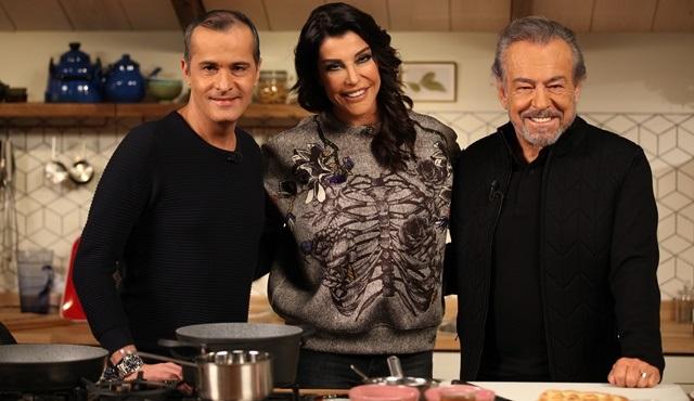 Memet Özer ile Mutfakta ünlü konuklarını Cumartesi günleri ağırlamaya devam edecek!