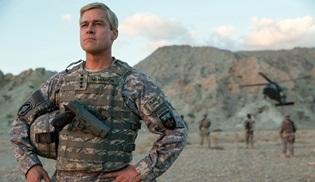 Brad Pitt'li Netflix orijinal filmi War Machine'den ilk tanıtım yayınlandı