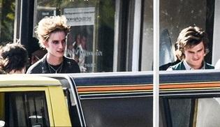 Maya Hawke'ın kardeşi Levon Thurman-Hawke da Stranger Things'in kadrosunda