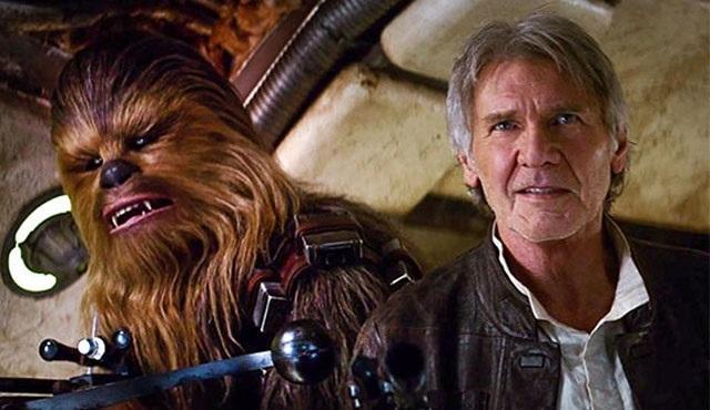 Han Solo'nun ceketi açık arttırmayla satıldı