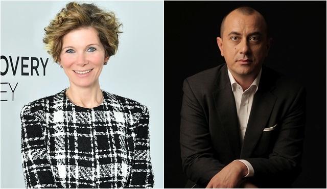 Discovery'de yeni atamalar: Andrei Grigorescu ve Ayşen Şenon