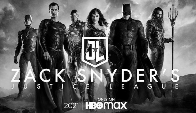 Justice League'in Zack Snyder versiyonu 2021'de HBO Max'te yayınlanacak