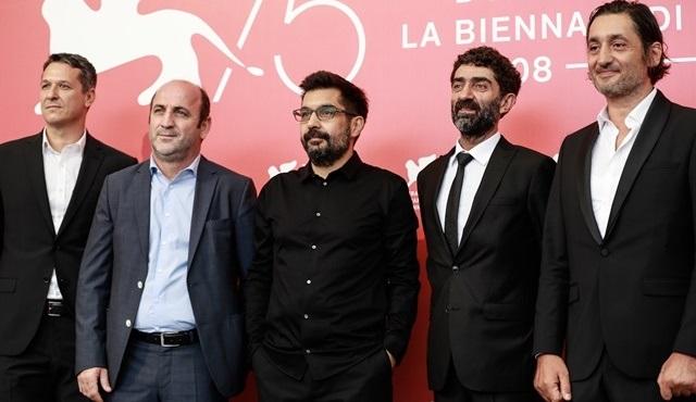 Anons filminin ilk gösterimi 75. Venedik Film Festivali'nfe yapıldı!