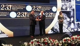 Sevda Kuşun Kanadında'ya İbrahim Keresteci Basın Ödülleri'nden ödül geldi!