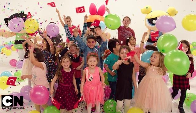 23 Nisan'da Cartoon Network yayınını çocuklar belirleyecek!