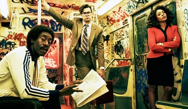 Don Cheadle ve Showtime'dan yeni dizi geliyor: Black Monday