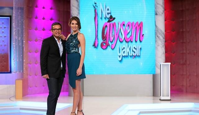 Cengiz Abazoğlu ile Ne Giysem Yakışır TV'8'de başlıyor!