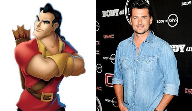 Once Upon a Time'de Gaston'u canlandıran oyuncu değişti