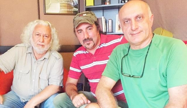 Mezarcı filminin müziklerini Erkan Oğur yapacak!