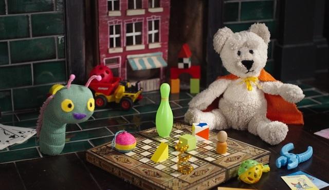 Kit and Pup ve Teddles yeni bölümleriyle Cbeebies'te ekrana gelecek!