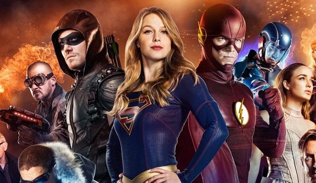 Arrow, The Flash, LoT ve Supergirl ortak bölümlerinden yeni fragman geldi
