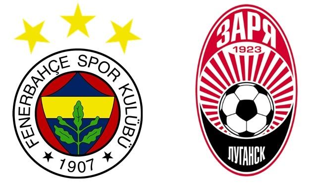 Fenerbahçe - Zorya UEFA Avrupa Ligi karşılaşması TRT1'de!